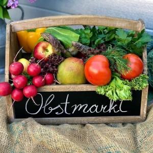 Obstmarkt Aktionskiste GEMÜSE ca.4,5KG