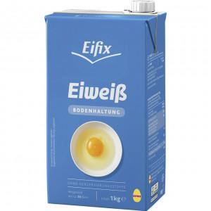 EIFIX Eiweiß, Tetra Pack 1KG