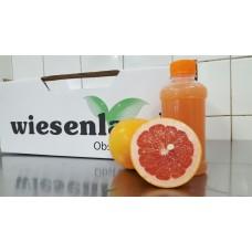 Grapefruitsaft, frisch gepresst 1Liter (Flasche)